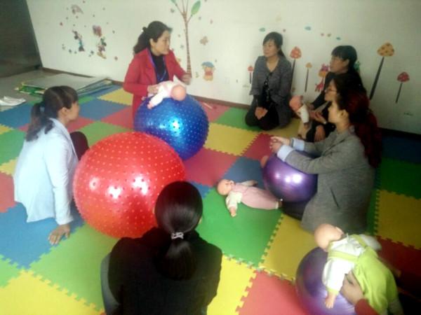 眉山早期教育指导师培训班
